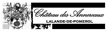 Chateau des Annereaux